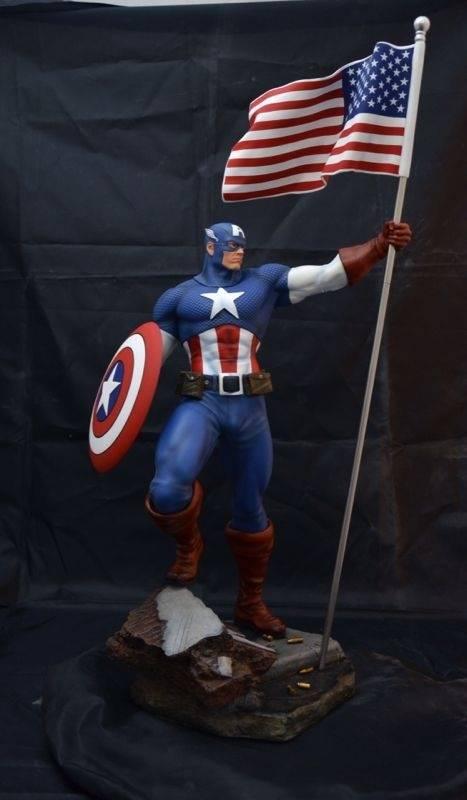 [XM Studios] Captain America - 1/4 scale statue - LANÇADO!!!! Image_zpscf7a36e4