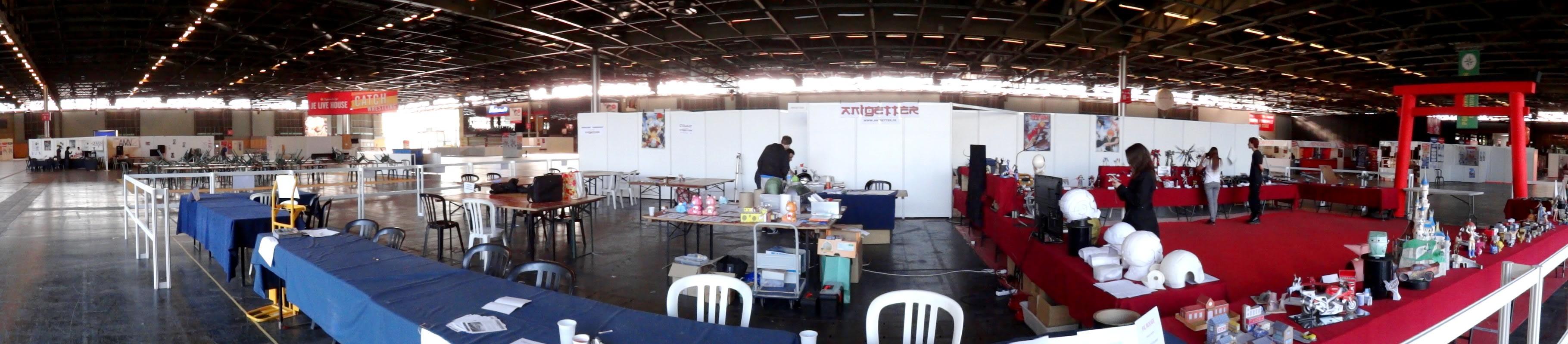 Japan Expo 2011 : 4 jours de surprises sur le stand ANIGETTER (compte-rendu & photos-vidéos) Anigetter-JE2011-Panoramic_180