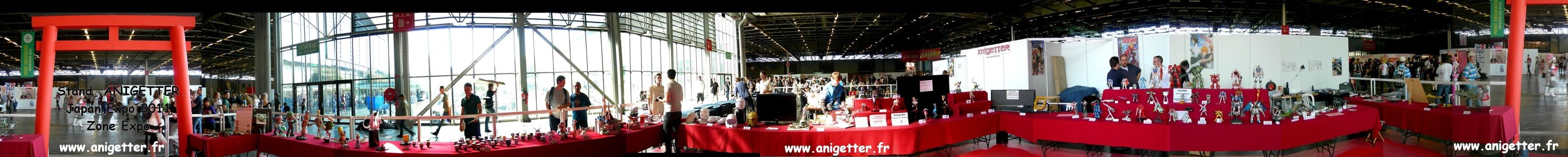 Japan Expo 2011 : 4 jours de surprises sur le stand ANIGETTER (compte-rendu & photos-vidéos) Anigetter-JE2011-Panoramic_360