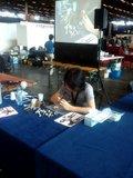 Japan Expo 2011 : 4 jours de surprises sur le stand ANIGETTER (compte-rendu & photos-vidéos) Th_Anigetter-JE2011-Miyagawa-san_02