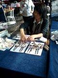 Japan Expo 2011 : 4 jours de surprises sur le stand ANIGETTER (compte-rendu & photos-vidéos) Th_Anigetter-JE2011-Miyagawa-san_05
