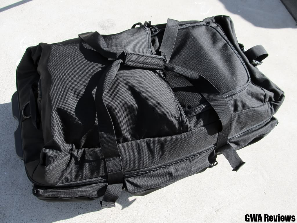 5.11 Tactical Mission Rolling Duffel (Image heavy) IMG_0328copy