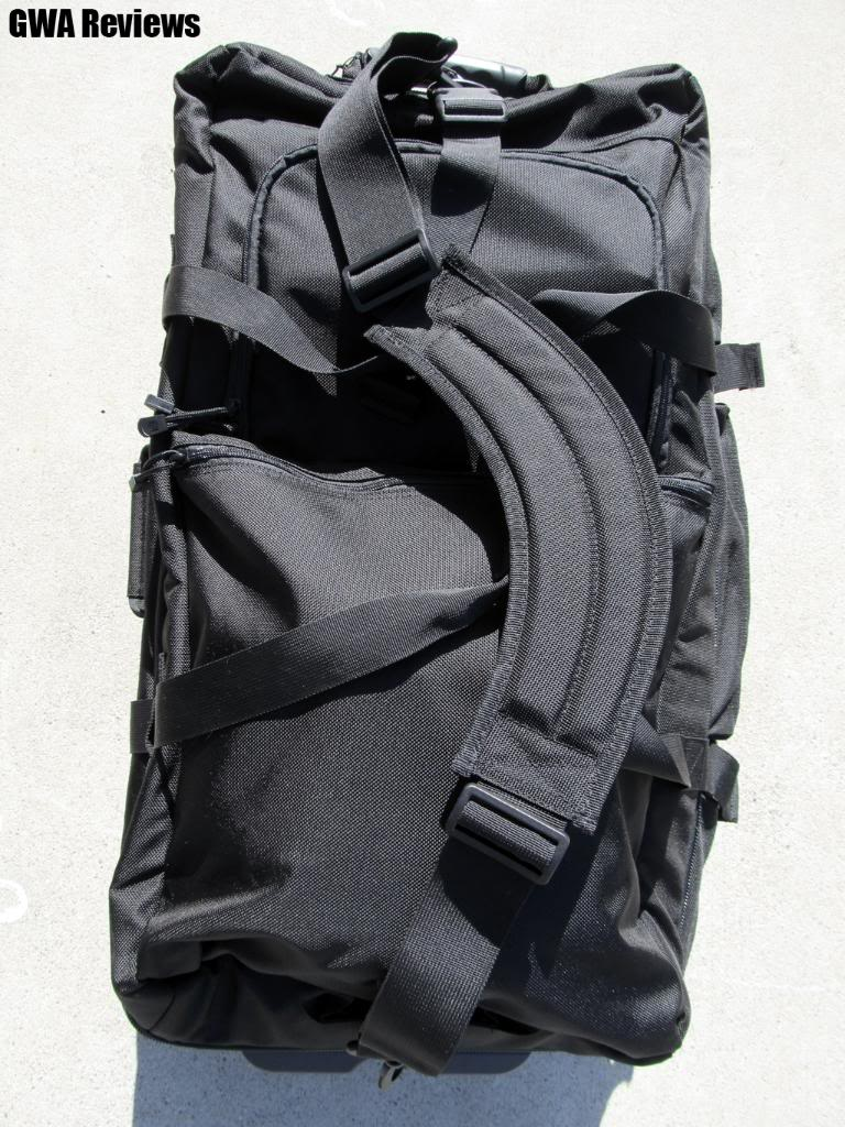 5.11 Tactical Mission Rolling Duffel (Image heavy) IMG_0338copy