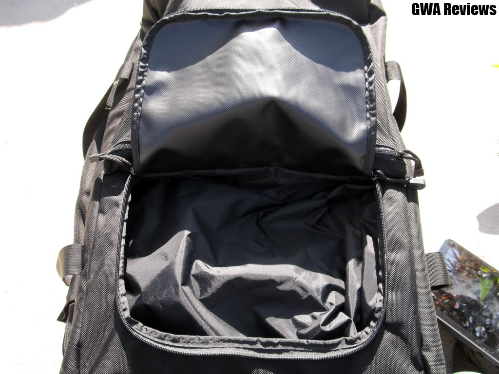 5.11 Tactical Mission Rolling Duffel (Image heavy) IMG_0345copy