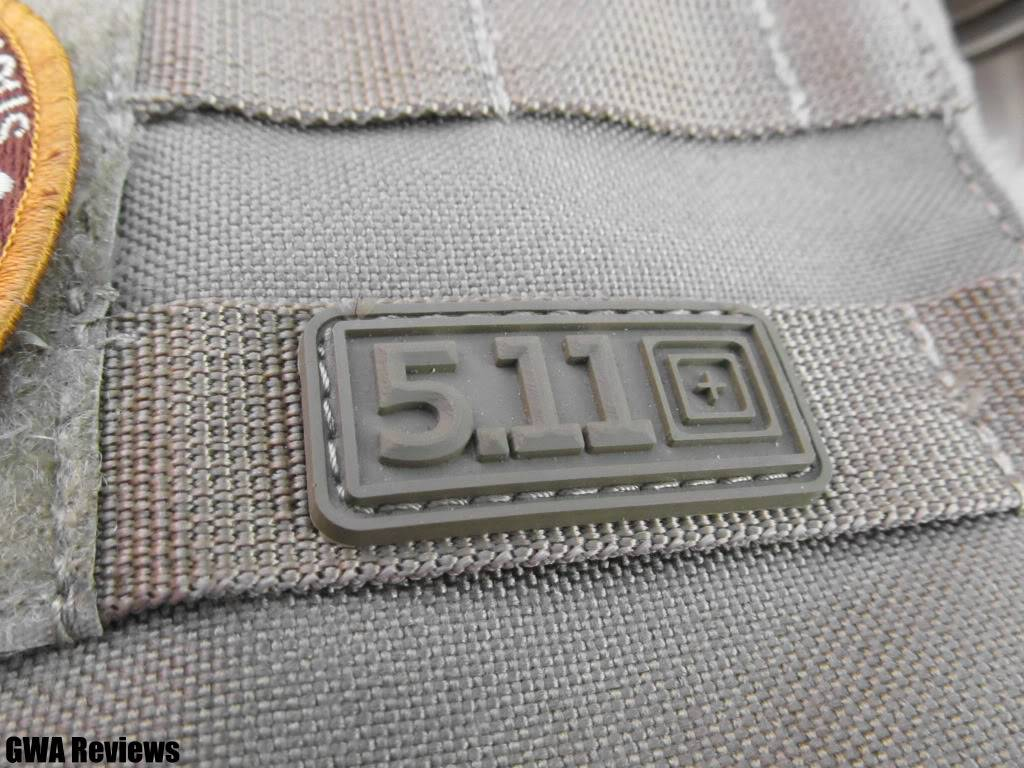 5.11 Tactical Rush Delivery Messenger Bag IMG_0074copy