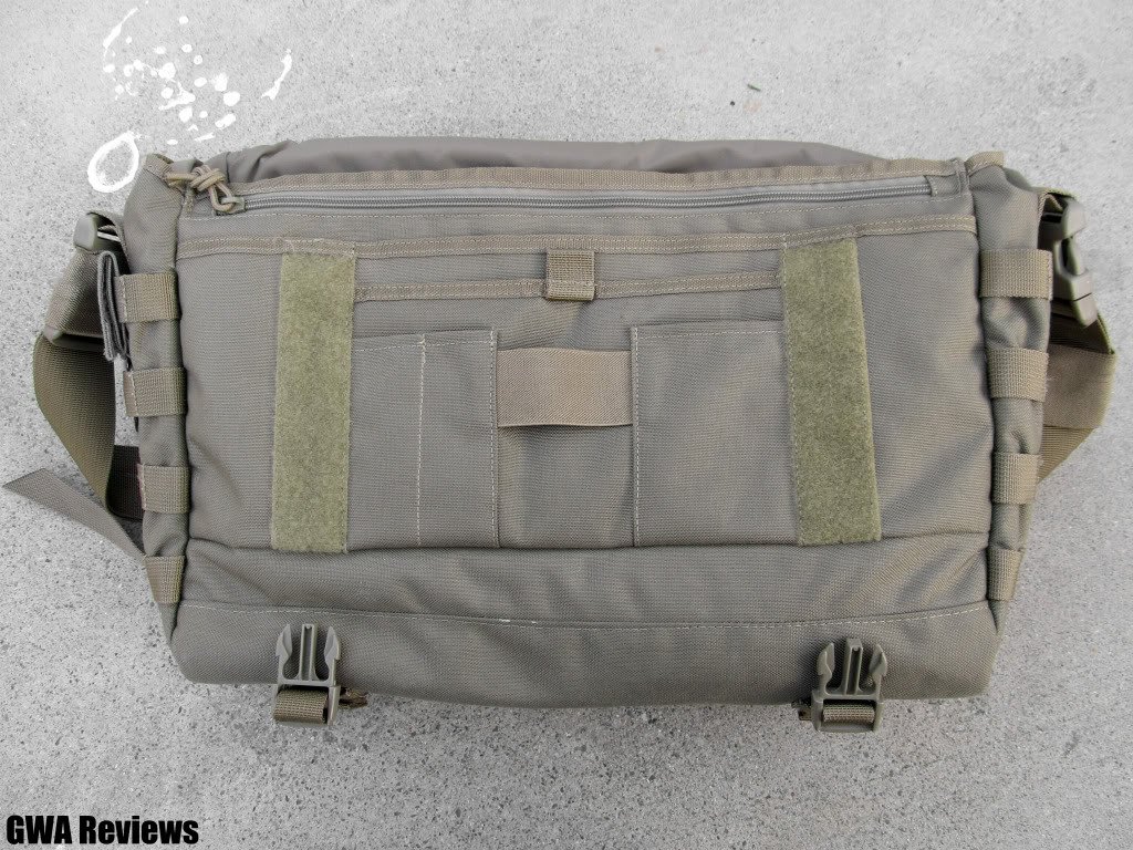5.11 Tactical Rush Delivery Messenger Bag IMG_0103copy