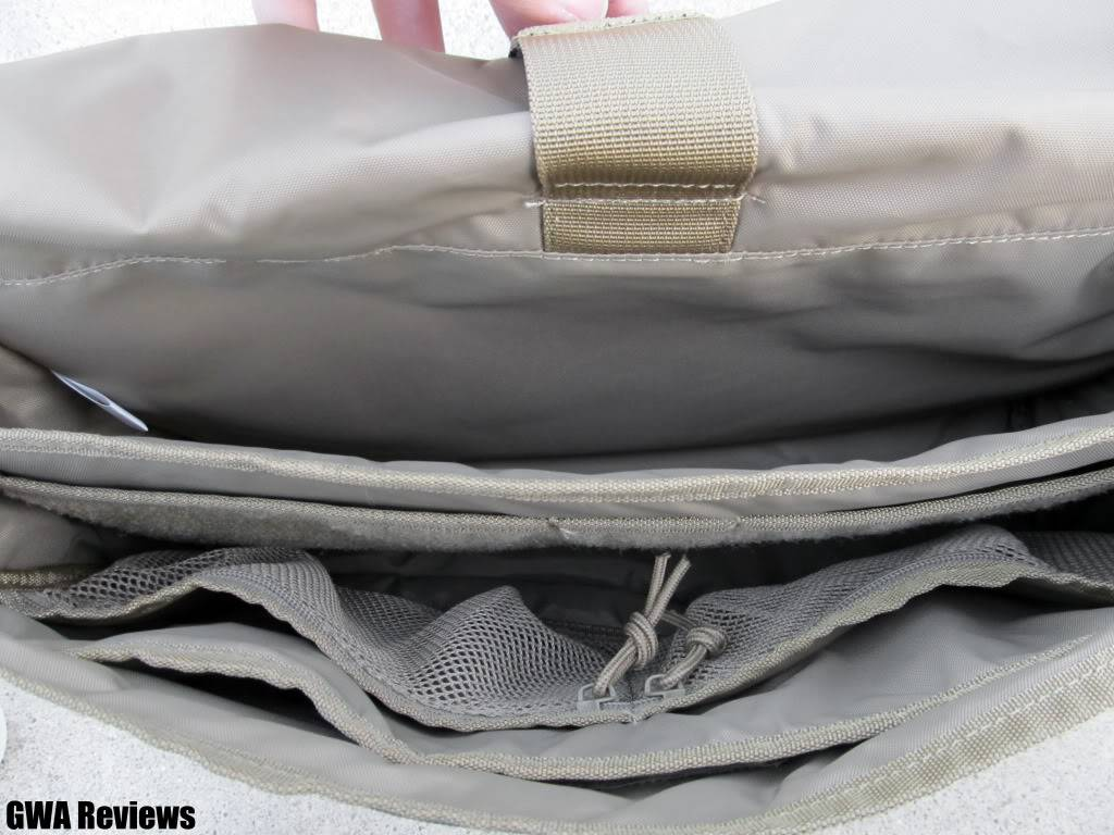 5.11 Tactical Rush Delivery Messenger Bag IMG_0116copy