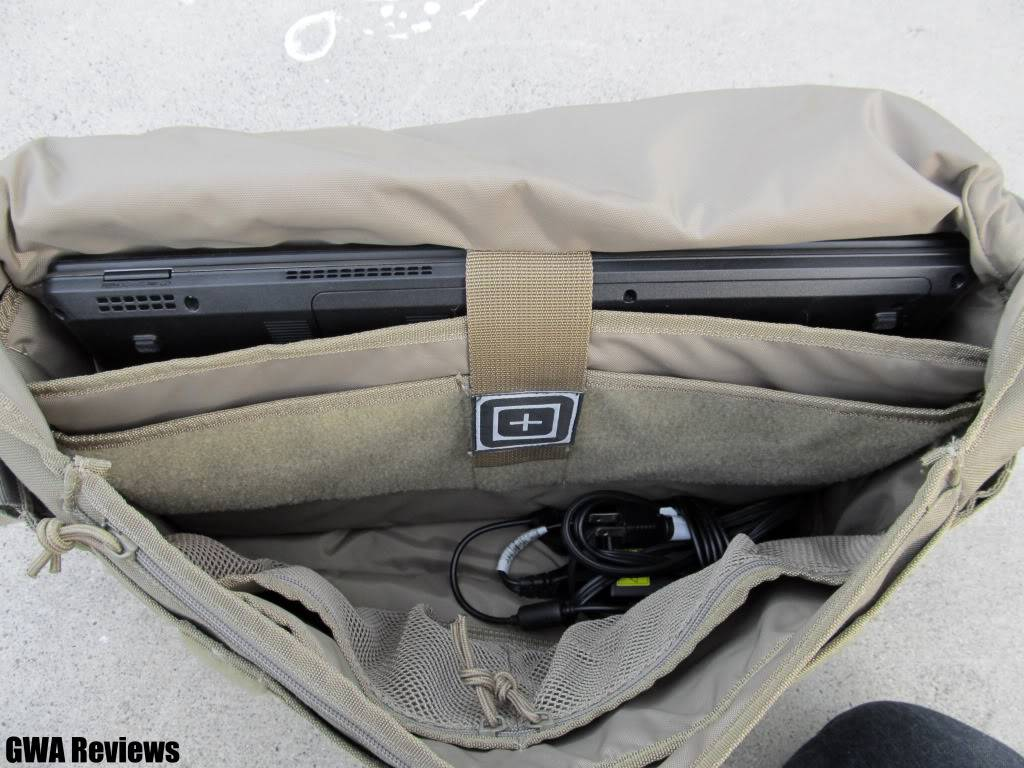 5.11 Tactical Rush Delivery Messenger Bag IMG_0118copy