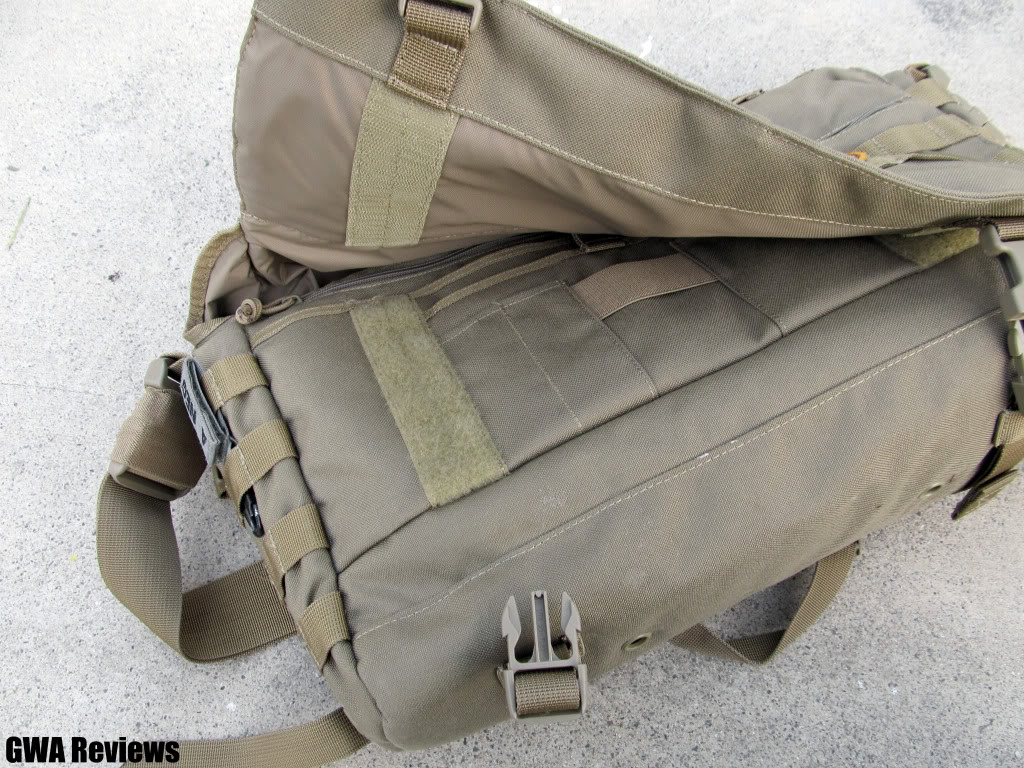 5.11 Tactical Rush Delivery Messenger Bag IMG_0121copy