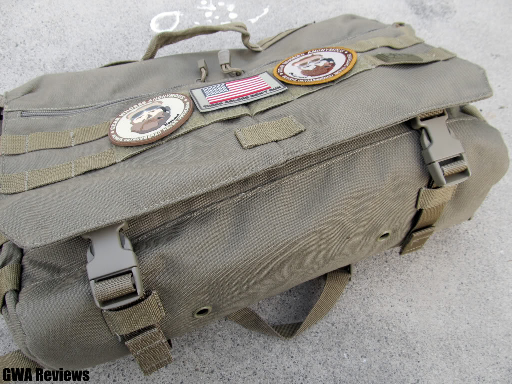 5.11 Tactical Rush Delivery Messenger Bag IMG_0122copy