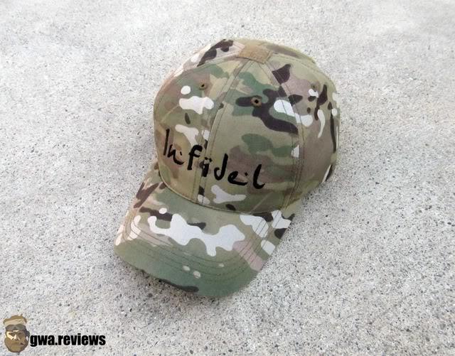 Infidel Caps Multicam Operator Hat IMG_0021copy