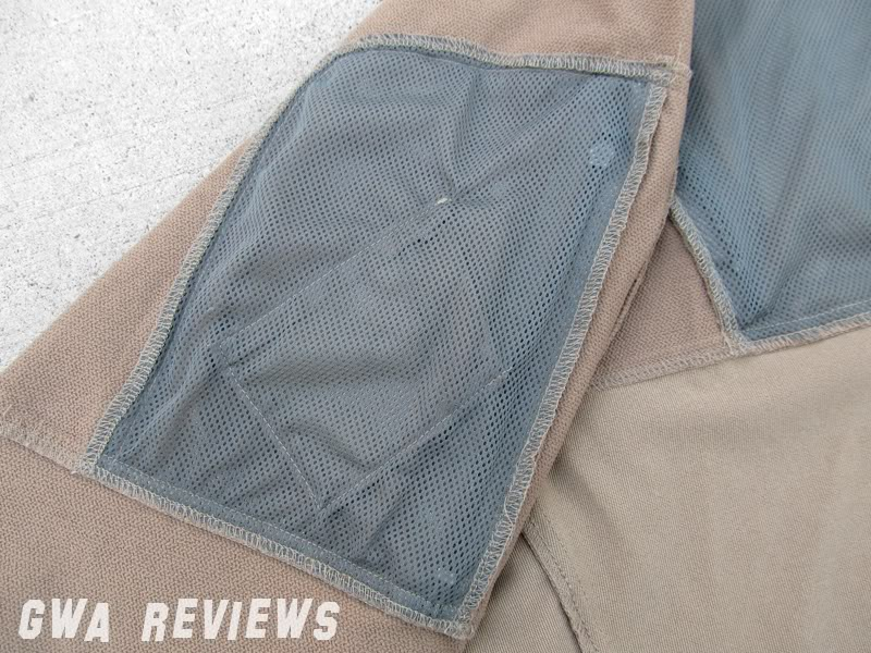 Massif ITJ Soft Shell Jacket - Updated with water test, scroll all the way down ArmpocketInsideOut