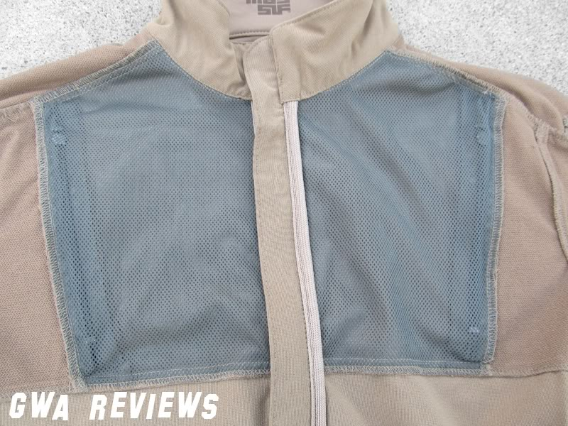 Massif ITJ Soft Shell Jacket - Updated with water test, scroll all the way down ChestInsideOut