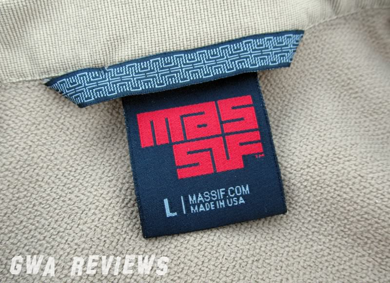 Massif ITJ Soft Shell Jacket - Updated with water test, scroll all the way down Tagcloseup