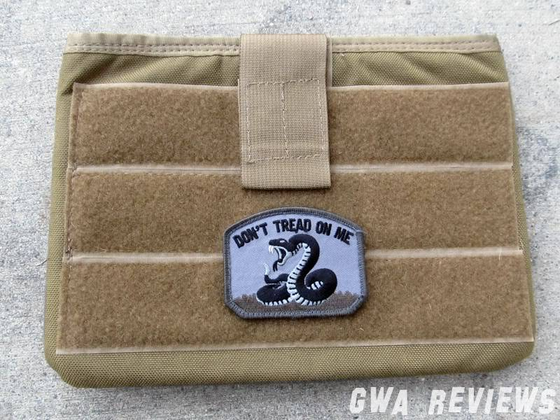 SOE Gear iPad Sleeve Front-1