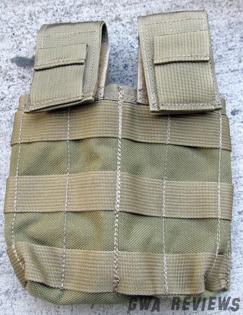 SOE Gear 4x Mag Shingle Front