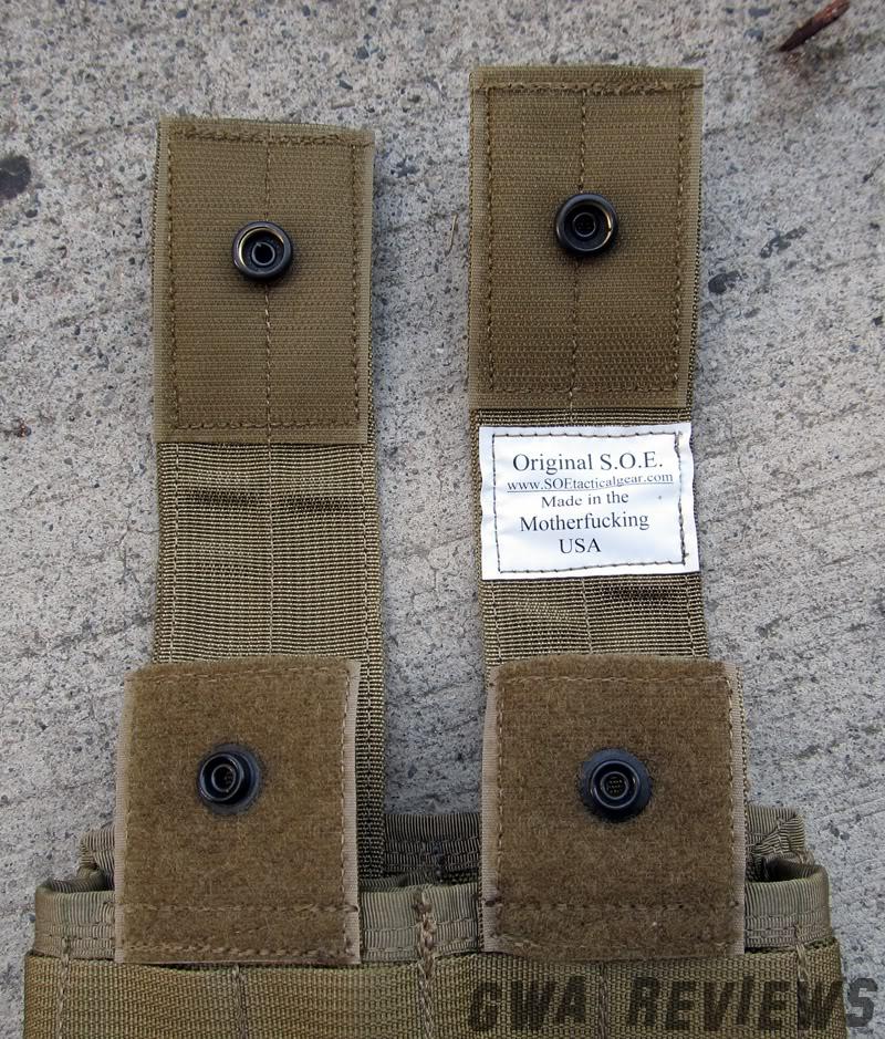 SOE Gear 4x Mag Shingle Soetag
