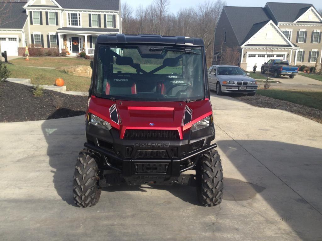 Ranger Goodies, Heater, cab, windshield etc IMG_4554
