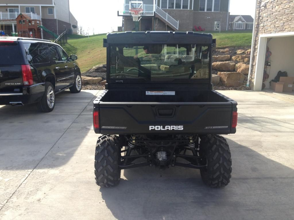 Ranger Goodies, Heater, cab, windshield etc IMG_4558