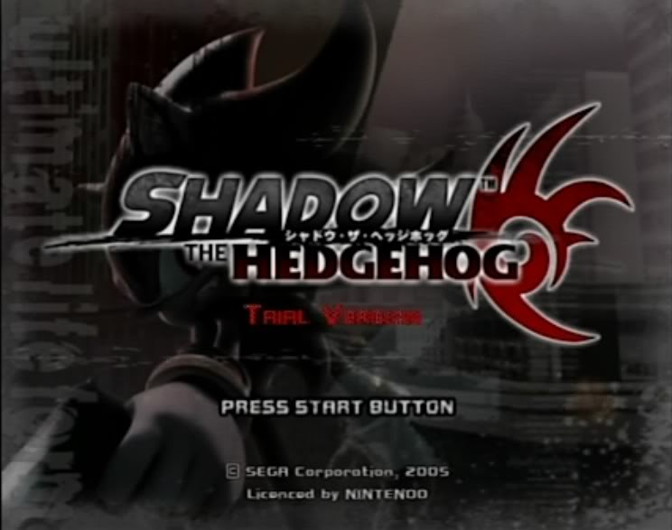 Shadow the Hedgehog (Game) SHTHtrailtitle