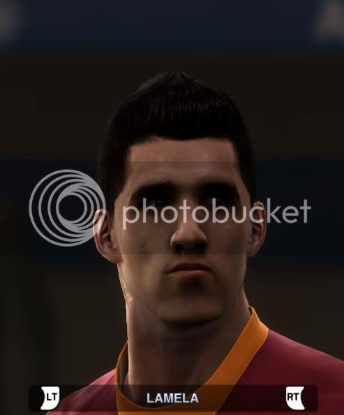 faces2012-thetiger!  Erik LAMELA (ROMA) Cocofinal3-1