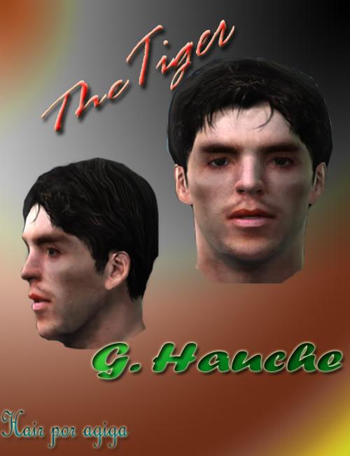 Faces by THETIGER - gaby Milito Hauchefinal