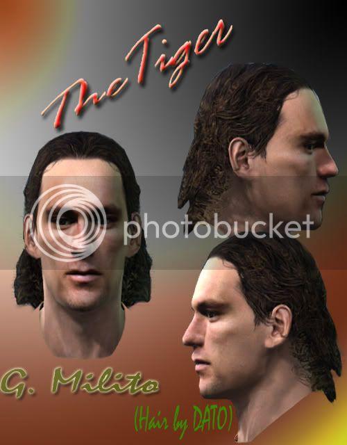 Faces by THETIGER - gaby Milito Thetigercopia