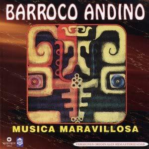 cd Musica Maravillosa Grupo Barroco Andino Folder-898