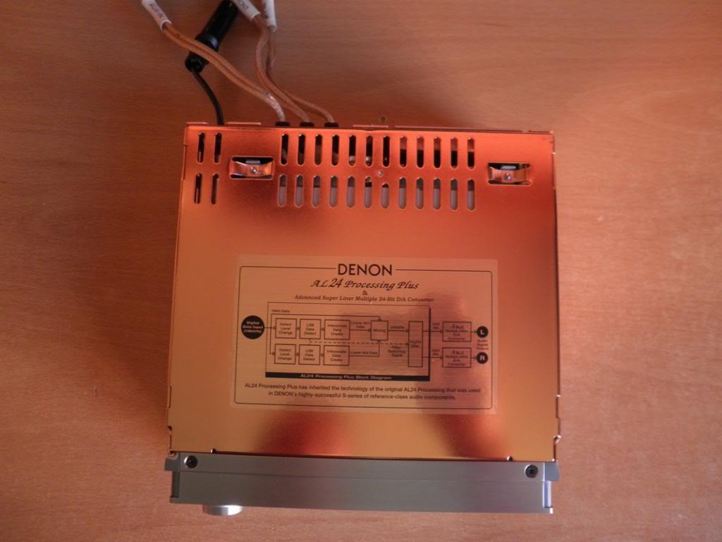 Mi lector y DAC: Fuente de car audio P5080084