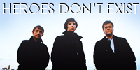 Heroes Don't Exist {Sherlock BBC}  {Normal} 200x100