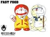 [Wallpaper + Screenshot ] Doraemon Th_51fastfood