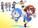 [Wallpaper + Screenshot ] Doraemon Th_doraemon_haruhi