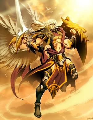 Summon: Archangel Gabriel_by_GENZOMAN