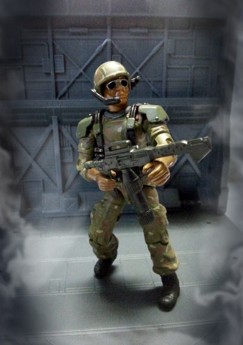 "Colonial Marines Carl ""Doc"" Greer Doc_2"
