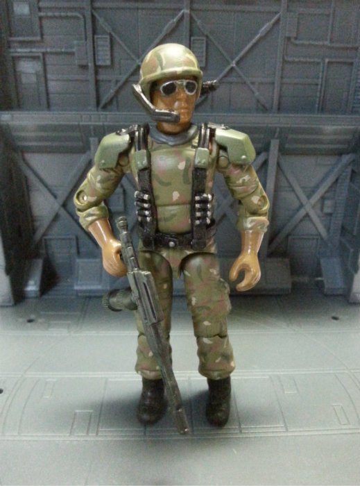 "Colonial Marines Carl ""Doc"" Greer Doc_3"