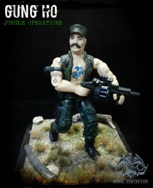 Jungle Ops Gung-Ho Gungho_0