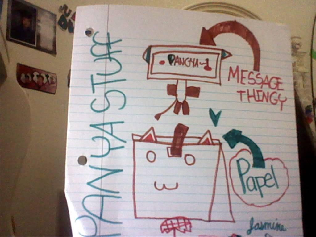 Pangya stuff drawings!!! By - Jazzy <3 Image120