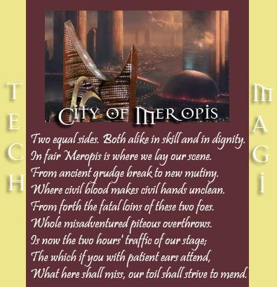 City Of Meropis Meropis-advert1
