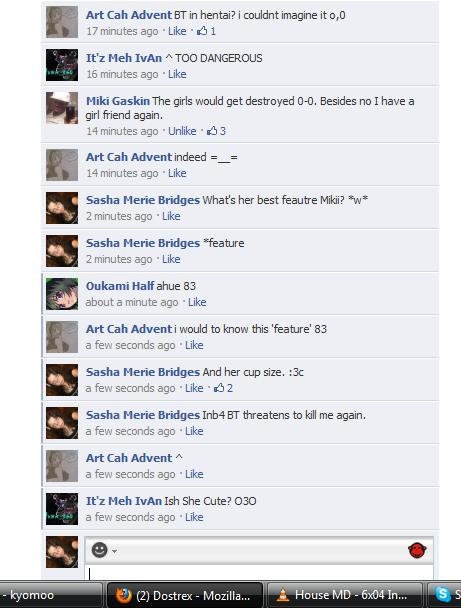 Most random thing you've done or seen today in real life? - Page 4 Dosfacebookgroup