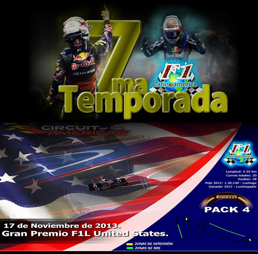 Round 18 Gran Premio de Estados Unidos F1L 2013 PORATADA_PORTA887887L_zpsd13907e6