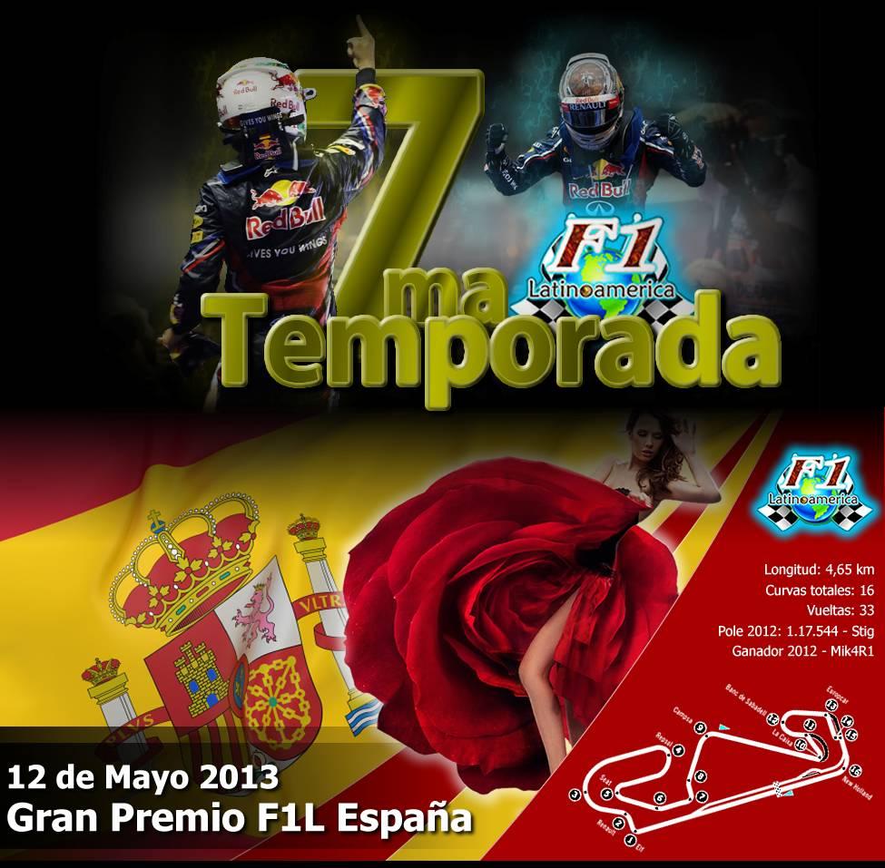 Round 5 Gran Premio F1L España 2013 y OLé! PORATADA_PORTALespantildea_zpsebe3defc
