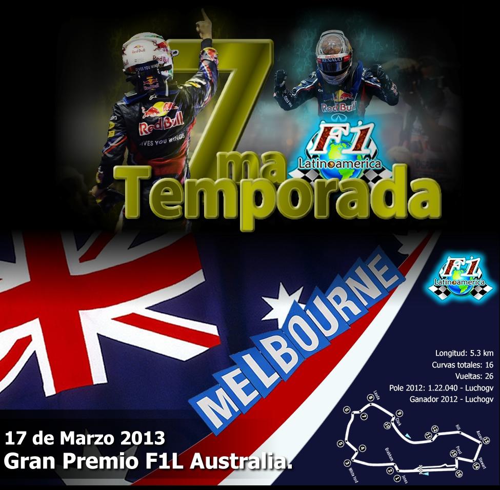 Round 1 Gran Premio F1L Australia 2013 Melbourne A1_zps71547d99