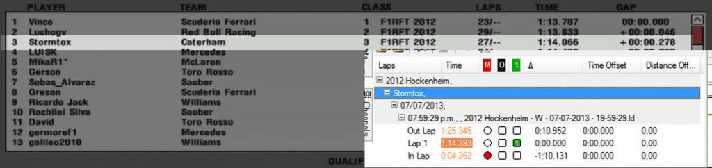 "Round 9 Gran Premio F1L Alemania ""Hockenheim"" 2013. Stormfail1_zps5d69e138"