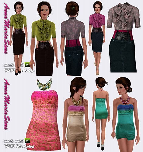 The Sims 3 Updates - 09/12/2010 Annamariasims