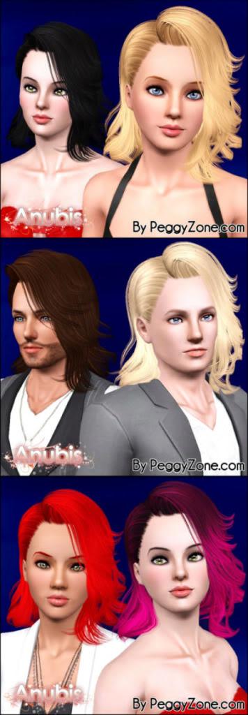 The Sims 3 Updates - 09/12/2010 Anubis