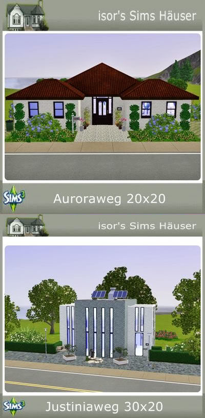 The Sims 3 Updates - 09/12/2010 Isor