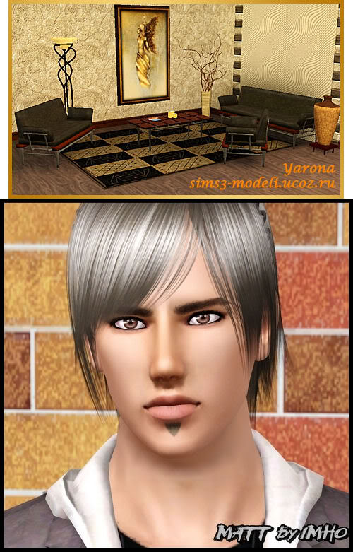 The Sims 3 Updates - 09/12/2010 Sims3modeli