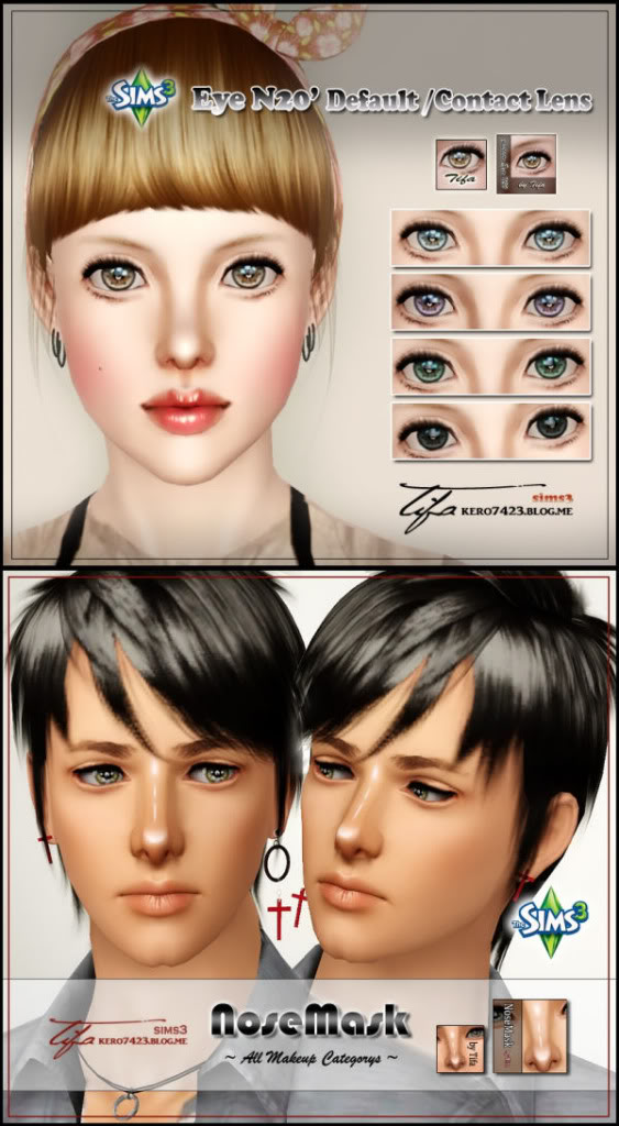 The Sims 3 Updates - 09/12/2010 Tifa