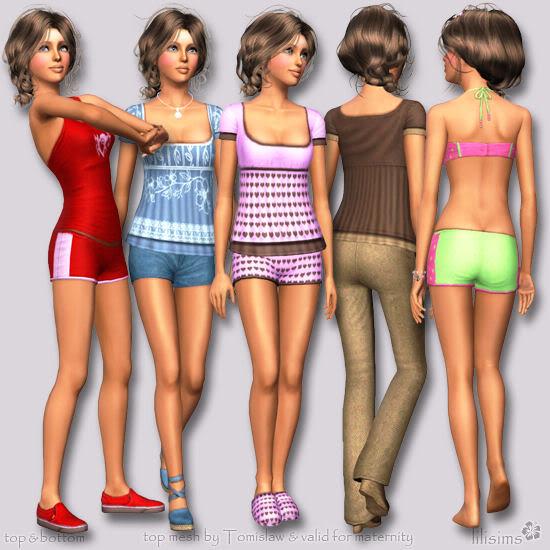 The Sims 3 Updates - 09/01/2011 Lilisims