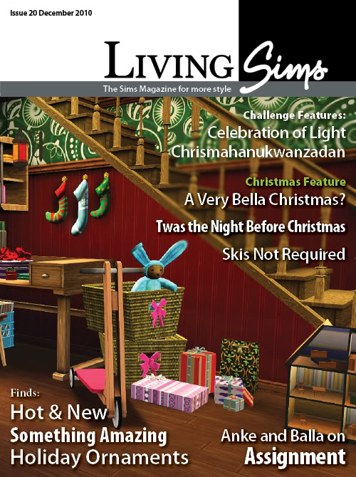 The Sims 3 Updates - 30/12/2010 Living